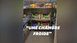 Si vous vous êtes toujours demandé à quoi ressemble le frigo des Kardashian... le