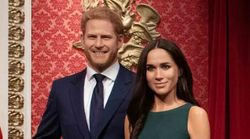 Madame Tussauds Removes Harry And Meghan Figures From