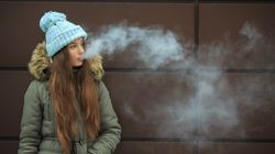 Canadian Health Groups Take Aim At Flavoured Vapes They Say Target