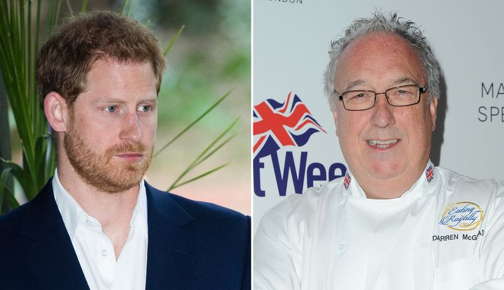 Darren McGrady, a former chef for Princess Diana and her children, unleashed a series of negative tweets directed at Prince Harry and Meghan Markle after the couple announced their decision to step down from senior royal duties on Jan. 8.