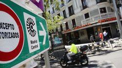 Madrid Central rebaja la contaminación al nivel más bajo de la