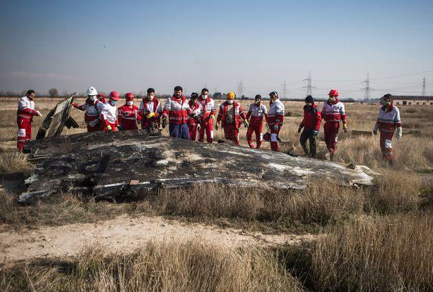 Mercredi 8 janvier, 176 personnes sont mortes dans le crash d'un Boeing de l'Ukraine International