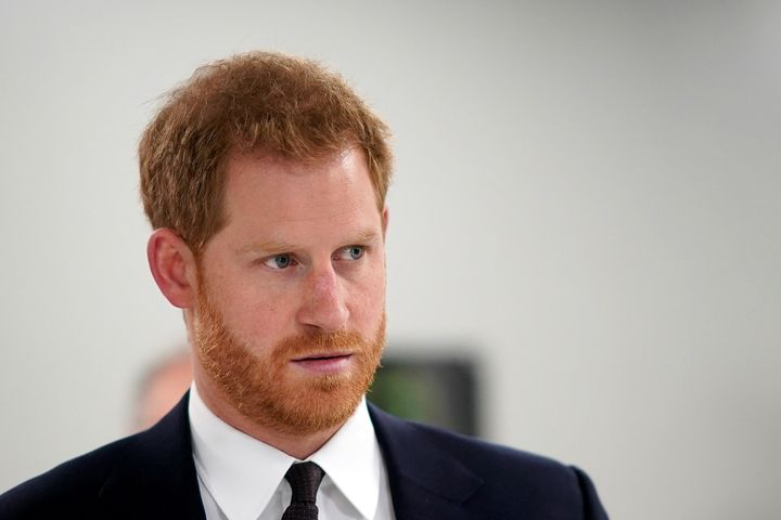 The Duke of Sussex visits the laboratory as he tours The Institute of Translational Medicine at Queen Elizabeth Hospital in B
