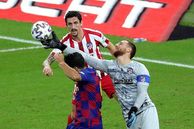 Barcelona-Atlético