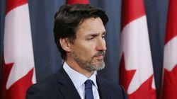 Trudeau affirme que le Boeing a été abattu par un missile