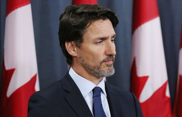 Le Premier ministre canadien Justin Trudeau à Ottawa le 8 janvier