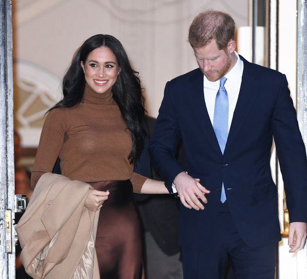 Harry And Meghan: Royal Family Locked In Crisis Talks As Queen Demands 'Workable Solution' For Couple...