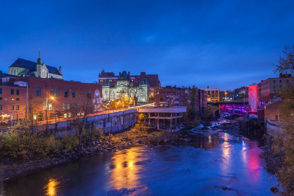 Sherbrooke, Que. was rated the best Canadian city to raise a family in by Reader's