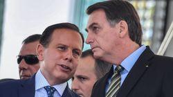 Sem Bolsonaro em Davos, potenciais adversários em 2022 ganham