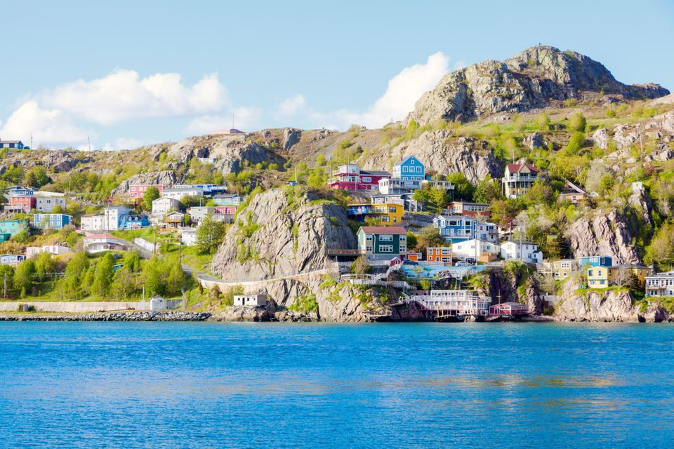 It's more than a stone's throw away from their beloved west coast, but St. John's has a secret royal