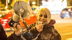 La dirigente ultraderechista de 'Hogar Social', detenida tras okupar la sede del