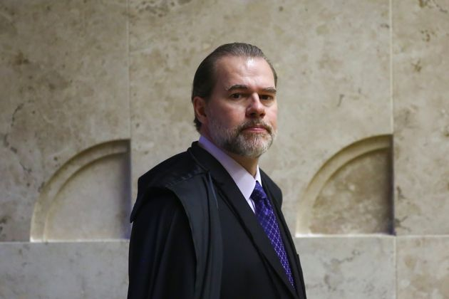 Dias Toffoli, presidente do STF (Supremo Tribunal