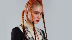 Grimes' Photos Sparks Rumours She's Pregnant And Elon Musk Is The