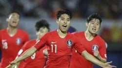 [U-23 챔피언십] 한국이 중국을 가까스로