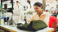 たった2年で卒業させる工房?ファションブランドが女性たちを支援する方法とは