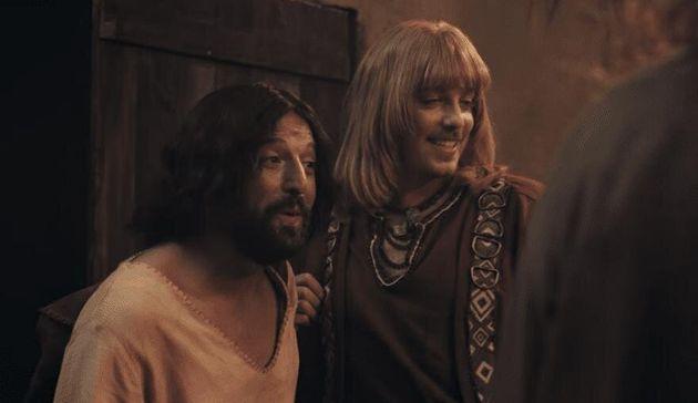 """""""La Première Tentation du Christ"""", film humoristique avec un Jésus gay, pourra..."""