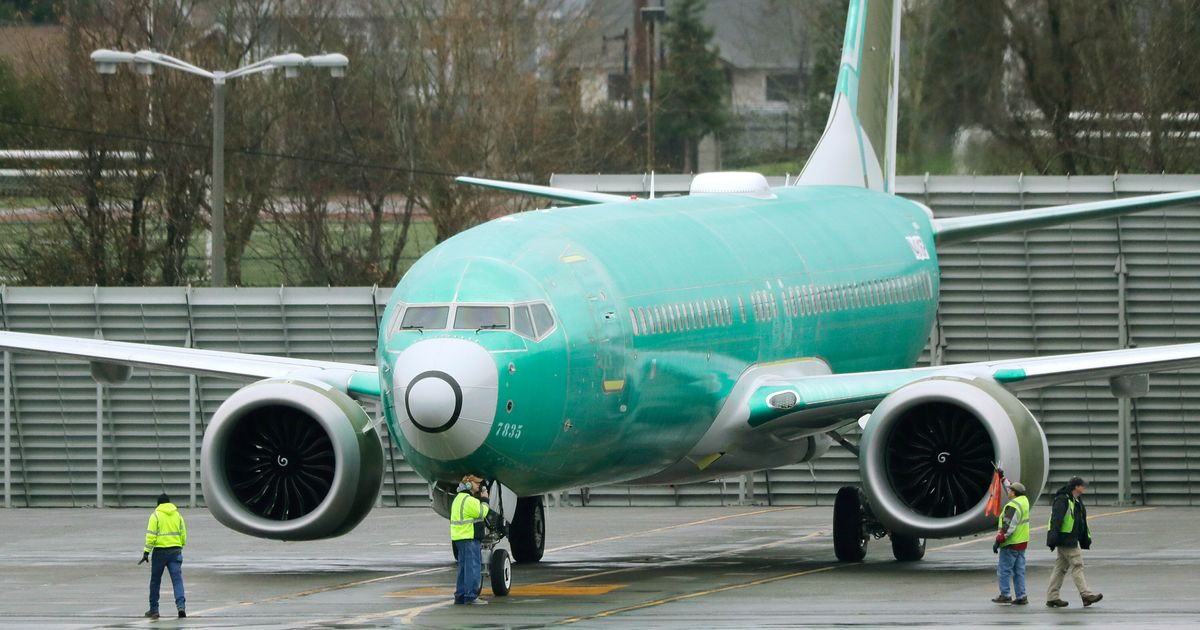 Boeing Releases Damaging Messages Related To Grounded 737 Max Fleet