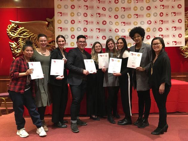 HuffPost Canada and HuffPost Québec won six Canadian Online Publishing Awards in Toronto on Jan....