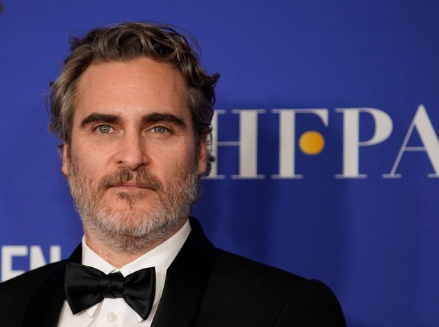 77th Golden Globe Awards - Photo Room - Beverly Hills, California, U.S., January 5, 2020 - Joaquin Phoenix...
