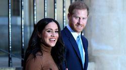 해리 왕자와 메건 마클의 '은퇴' 발표로 영국 왕실이 비상 대응에