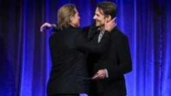 Brad Pitt remercie Bradley Cooper de l'avoir aidé à arrêter de