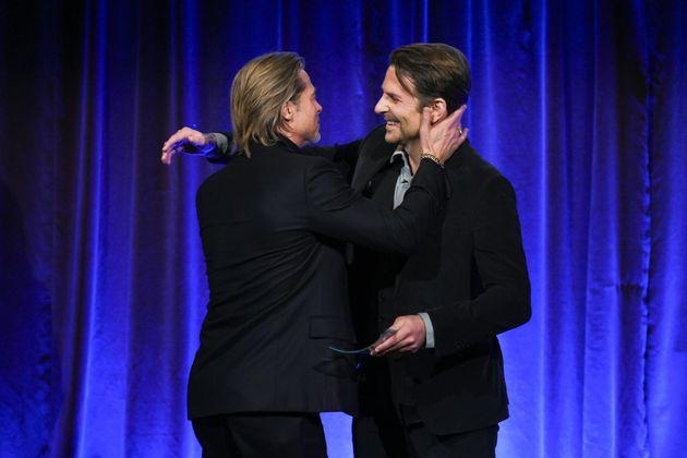 Brad Pitt reçoit le prix du National Board of Review Awards pour le meilleur acteur