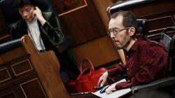El Congreso estudia hacer accesibles sus instalaciones tras el nombramiento de Echenique como portavoz de