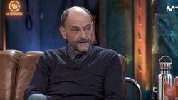 Javier Cansado, obligado a responder a la pregunta del sexo de Broncano en la situación más
