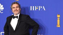 Joaquin Phoenix indosserà lo stesso abito per l'intera award season in rispetto