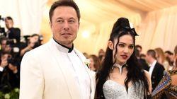 Elon Musk et Grimes vont être