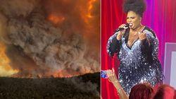 Lizzo's Emotional Australian Bushfire