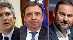Los nuevos ministros de Sánchez y los que caen: estos son sus nombres y