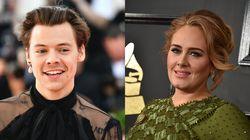 Adele, Harry Styles et James Corden laissent un pourboire de 2020 dollars pour la nouvelle