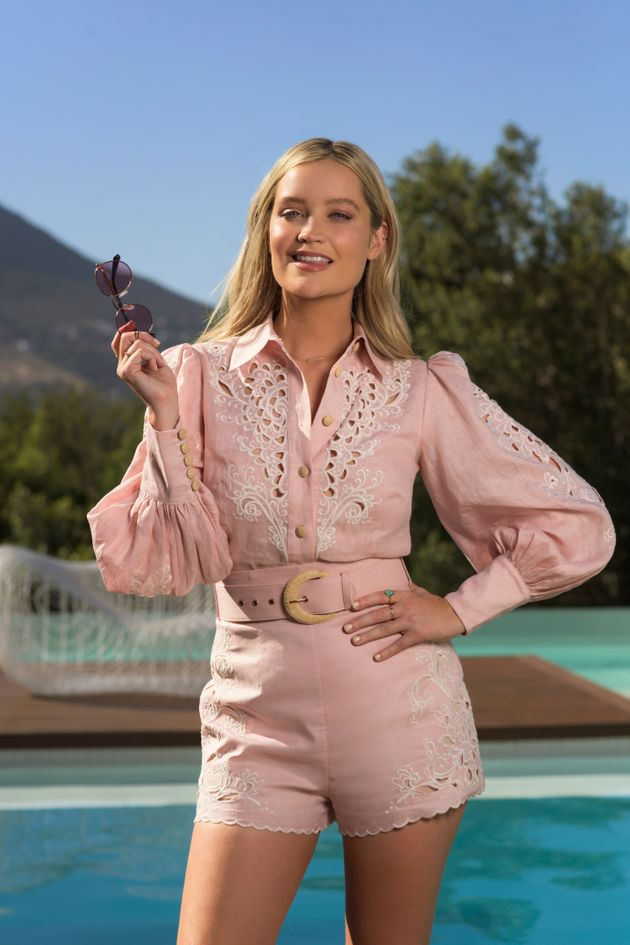 Laura Whitmore is the new host of Love