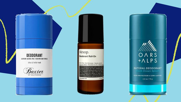 A guide to finding the best natural deodorant for guys.