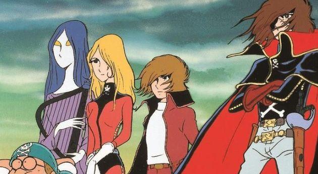 Morto a 82 anni Shozo Uehara, sceneggiatore del cartone animato Capitan Harlock