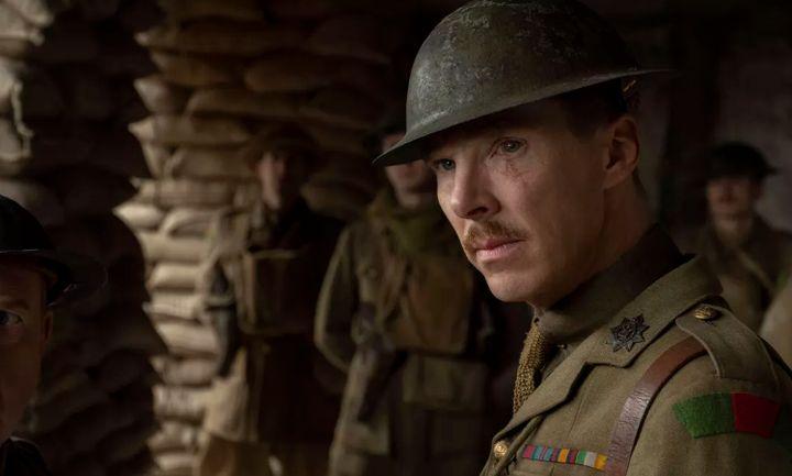 Benedict Cumberbatch en '1917'.