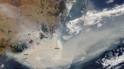 Australia's Fires Are Still Raging, And The Devastation Can Be Seen From