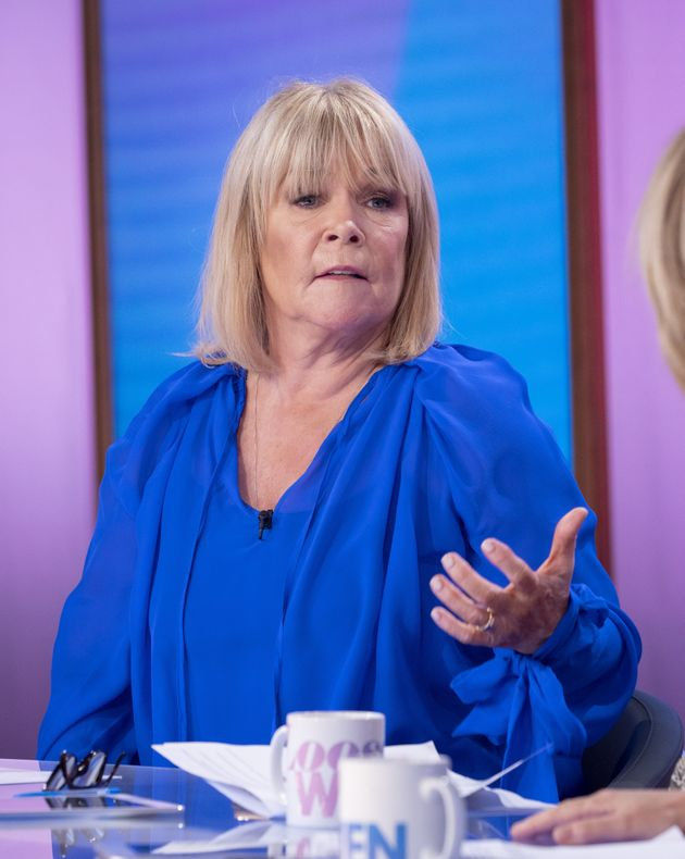 Linda Robson returned to Loose Women on