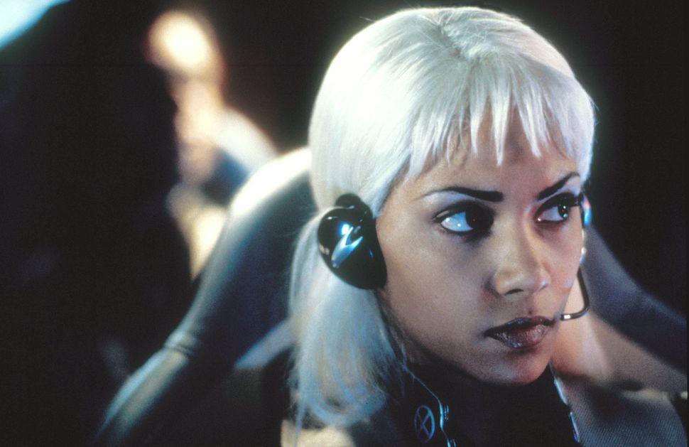 """Halle Berry in """"X-Men."""""""
