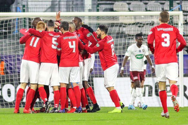 Le 6 janvier dernier, les amateurs du FC Rouent avaient réalisé un authentique exploit...