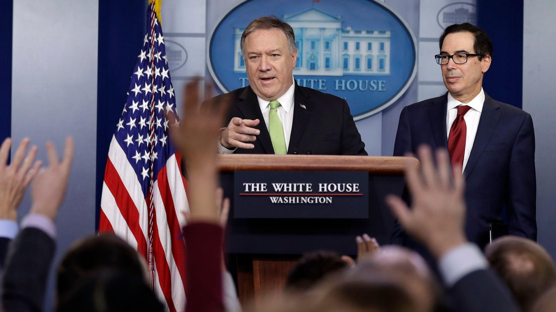 За печенегов американцы России ещё санкции не вводили