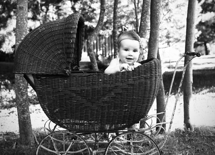 The Social Security Administration has lists of popular baby names going back to the 1880s.