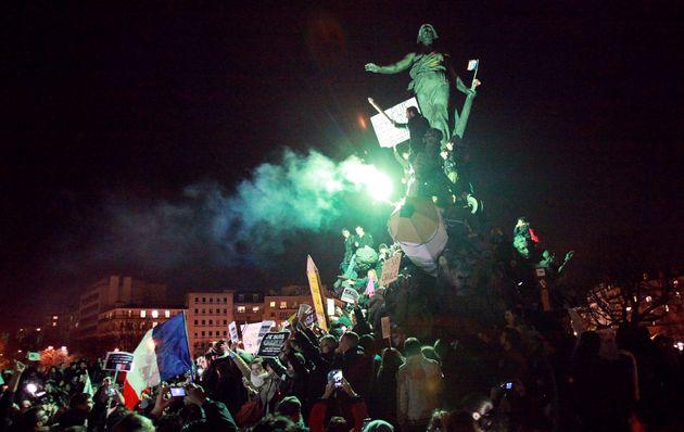 La marche du 11 janvier 2015 a réuni près de 4 millions de Français dans tout le...
