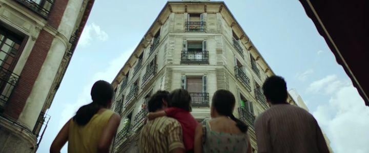 Una escena de 'Malasaña 32'.