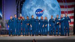 Les nouveaux astronautes de la NASA sont là, et presque la moitié sont des