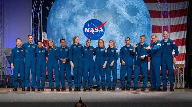 La nouvelle promotion des astronautes de la