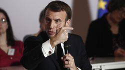 Macron d'accord pour un référendum sur le climat, voici ses