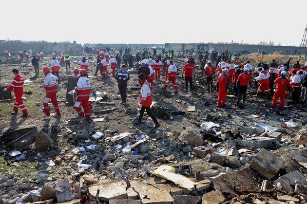 176 personnes ont perdu la vie dans le crash d'un Boeing ukrainien, que de nombreux pays attribuent à...