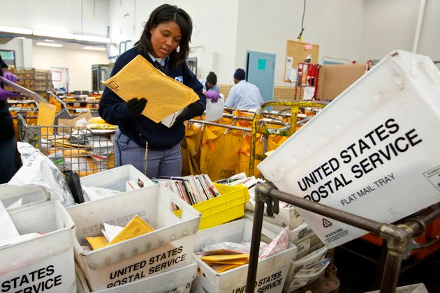 First-class mail has fallen in recent years, but the Postal Service has picked up a lot of business in...